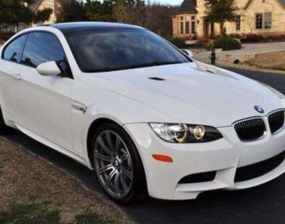 2008 BMW M3 Coupe SMG