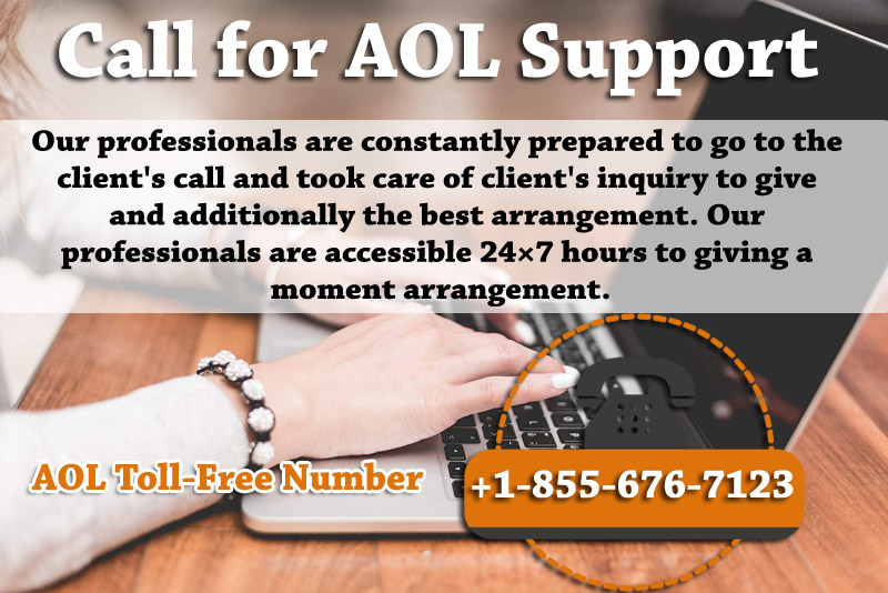 Call for AOL Support +1-855-676-7123