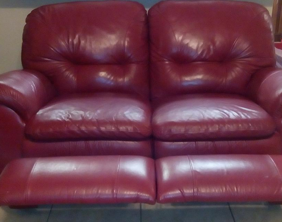 LAZYBOY recliners like new