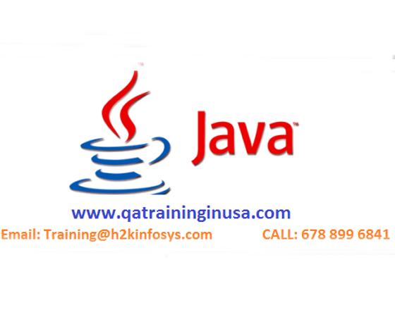 Java Online Training with Live Project