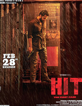 HIT Movie Review, Rating, Story, Cast and Crew