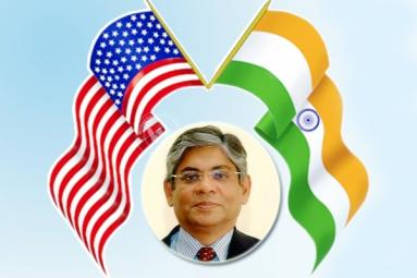 Arun Kumar Singh formally assumes charge as Indian envoy in US