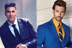 Hrithik Roshan updates, Akshay Kumar, akshay kumar and hrithik to join hands, Krrish 4