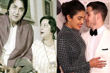 From Nagris to Priyanka Chopra: 8 Indian Female Celebrities Who Married Younger Men