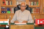 President Approves Governor Rule in Jammu and Kashmir