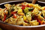 Cold Pasta Salad Vegetarian, Cold Pasta Salad Vegetarian, grilled veggie pasta salad recipe, Lemon