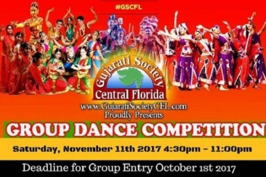 Group Dance Competition 2017