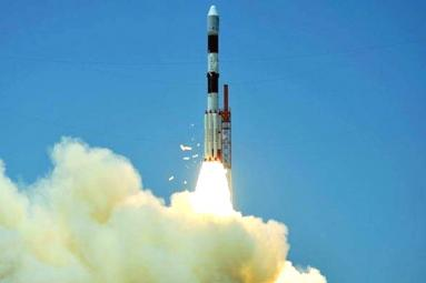 Rocket Launched With 8 Satellites, ISRO's Longest Mission