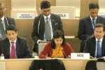 Indian diplomat slammed Pakistan in the UN council, India diplomat, indian diplomat slammed pakistan in the un council, Ashwin sundar