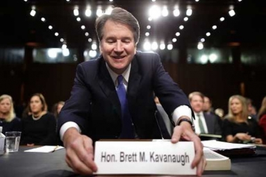 Initial Senate Key Vote on Kavanaugh Set for Friday