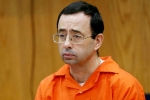 Defamed Olympic Doctor Larry Nassar Gets Another 40-125 Years In Prison