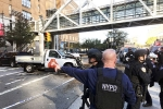 Terrorist attack, Syfullo Habibullaevic Saipov, 8 killed and 11 injured in manhattan terrorist strike, Nia
