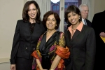 kamala harris life story, kamala harris mother, my mom was superhero says kamala harris in her book, Breast cancer