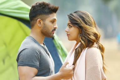 Naa Peru Surya Day One Collections
