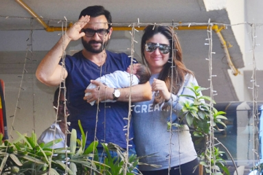 Official Pic of Saif and Kareena