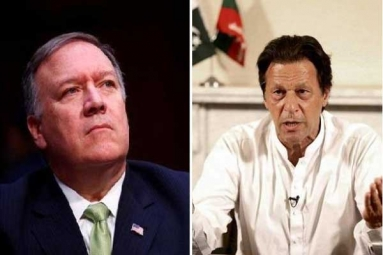 Pompeo's Call to Pakistan's Newly-Elected PM Triggers Controversy