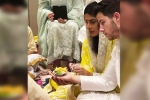 Priyanka Chopra, Nick Jonas Gets Engaged in Traditional Indian Affair