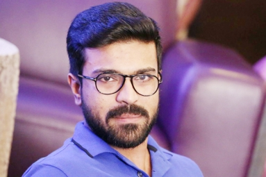 Charan gets a Bollywood Fitness Trainer