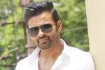 Sai Dharam Tej signs his Next?