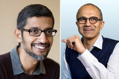 Satya Nadella Tops List of Best CEOs, Sundar Pichai Comes Third