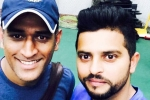 Suresh Raina Says MS Dhoni Will Play Vital Role in World Cup