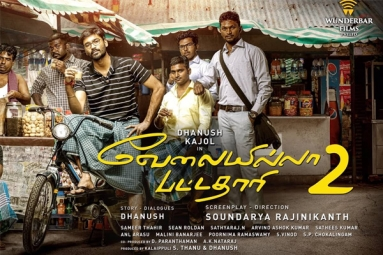 Velaiilla Pattadhari 2 Tamil Movie