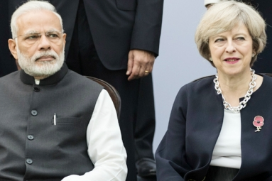 India overtakes UK as world's sixth largest economy!