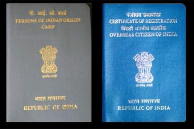Conversion of PIO card into OCI - Differences at Indian Embassies