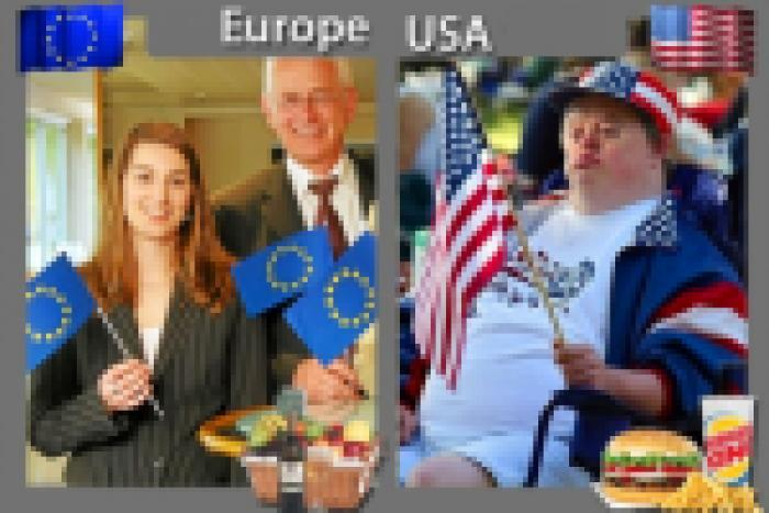 Three Major Diffrences between Europe and U.S.A
