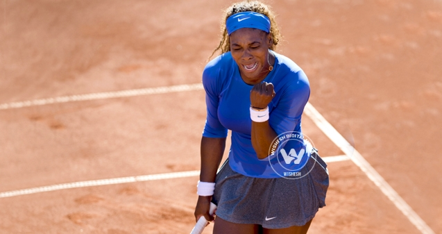 Serena Williams bags Swedish Open trophy},{Serena Williams bags Swedish Open trophy