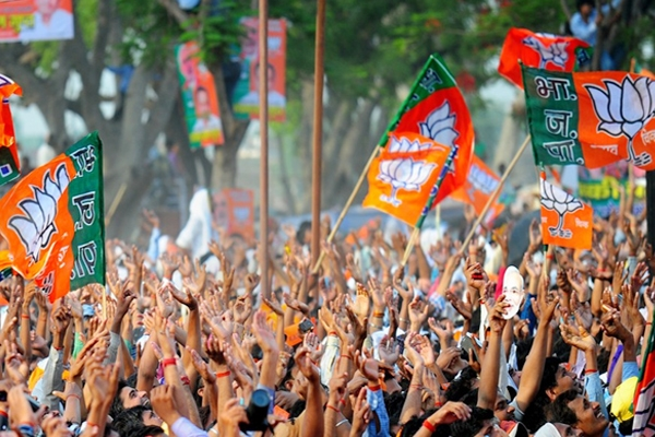 Bypoll elections: BJP wins big in 5 states