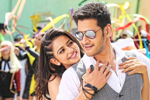 Mahesh's Spyder Closing Collections