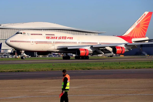 Taiwan Protests Use of 'Chinese Taipei' on Air India Website