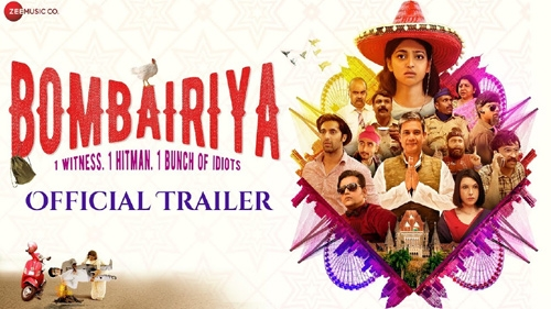 bombairiya official trailer