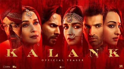 kalank official teaser